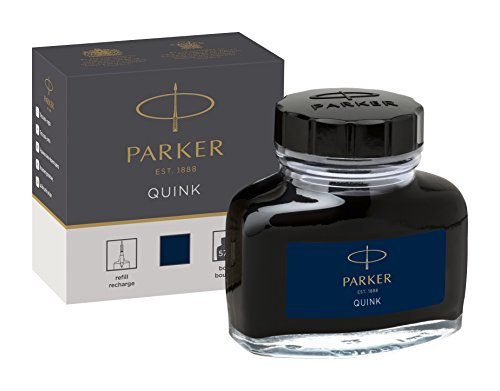 ParkrQuinkInk 2oz Perm Blu/BlkS0037490