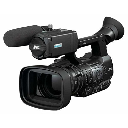 'JVC gy-hm620e Handheld/Shoulder Camcorder 2.5 MP Full HD schwarz digitalen Camcorder – Digitale Camcorder (2,5 MP, 3 CMOS, 25,4/3 mm (1/3), 23 x, 29 – 667 mm, 7,2 cm)