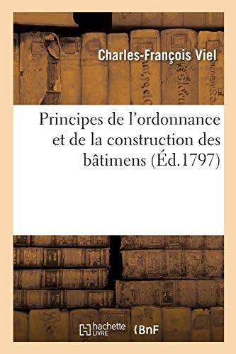 Principes de l'ordonnance et de la construction des bâtimens: Le nouveau pont de Paris, construit par Perronnet et le temple élevé selon les dessins de Soufflot par Charles-François Viel