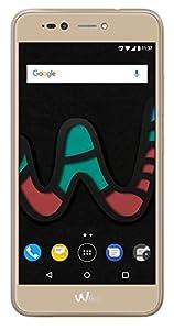 Wiko Upulse Lite Smartphone débloqué 4G (Ecran: 5.2 pouces - 32 Go - Double Micro-SIM - Android 7.0) Or