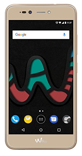 "Wiko Upulse Lite SIM doble 4G 32GB Oro - Smartphone (13,2 cm (5.2""), 32 GB, 13 MP, Android, 7.0 Nougat, Oro)"