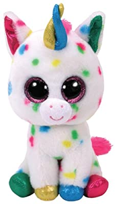 Ty Beanie Boo Plush - Harmonie the Unicorn 15cm