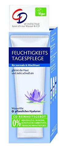 CD Feuchtigkeits Tagespflege für normale und Mischhaut, 2er Pack (2 x 50 g)