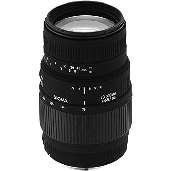 UK STOCK Sigma 70-300mm F4-5.6 Obiettivo Zoom Macro DG per Sony