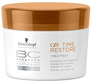 BC Time Restore Q10 Plus Treatment - For Mature and Fragile Hair (New Packaging) 200ml/6.8oz