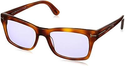 Gafas de sol Tom Ford Frederik FT0494 C54 53Y (blonde havana / violet)