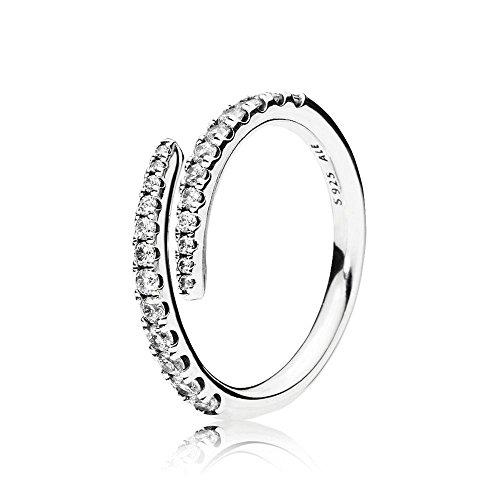 Pandora piercing ad anello donna argento - 196353cz-56