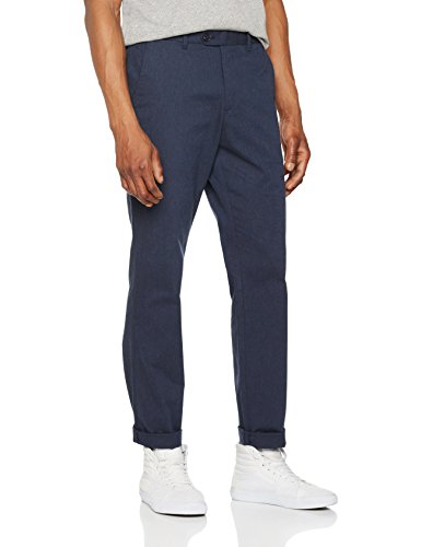 find-cotton-design-herringbone-fmt-2838-regular-pantalon-homme-bleu-navy-xxxx-large-taille-fabricant