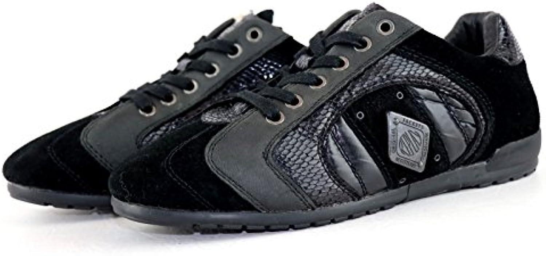 REPLAY BALMER Sneaker Men Herren Black *** EXCLUSIVE STYLE *** NEW *** NEU ***
