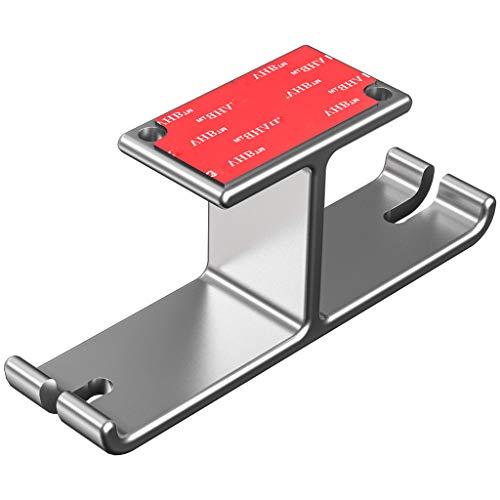 Tianranrt - ☀☀ portaborse in materiale di alluminio, supporto per cuffia, per riporre cuffie, ufficio, casa