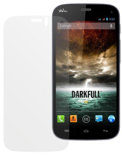 dipos I 6X Schutzfolie matt passend für Wiko Darkfull Folie Bildschirmschutzfolie