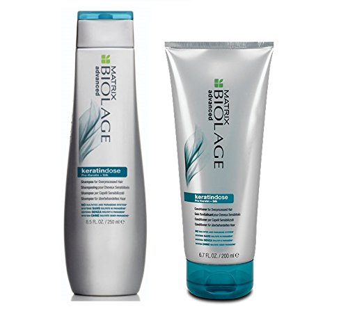 Matrix Biolage Advanced KeratinDose Shampoo & Conditioner