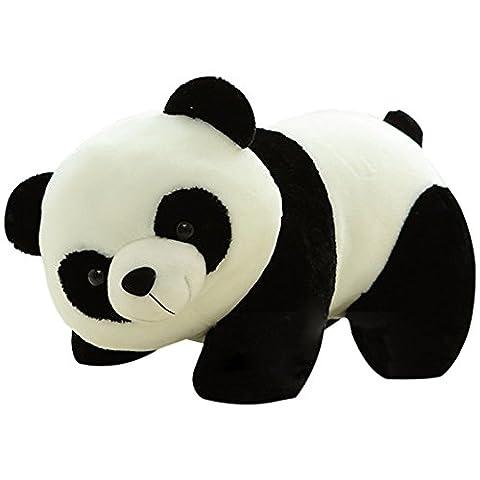 YunNasi Peluche Panda Poupée Mignon Animal Coussin 60cm