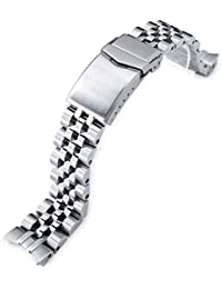 5403ed142df 20mm Angus Jubilee 316L SS Watch Bracelet for Seiko Alpinist SARB017