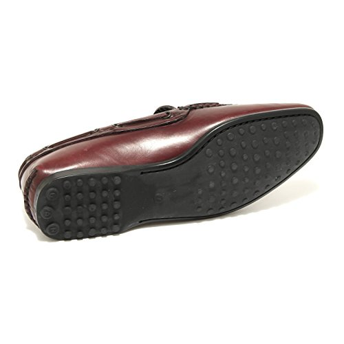 13535 mocassino CAR SHOE scarpe uomo loafer shoes men Melanzana