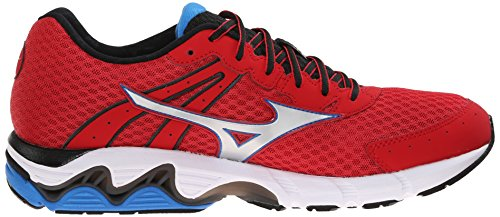 Mizuno Wave Inspire 11 Synthétique Chaussure de Course red