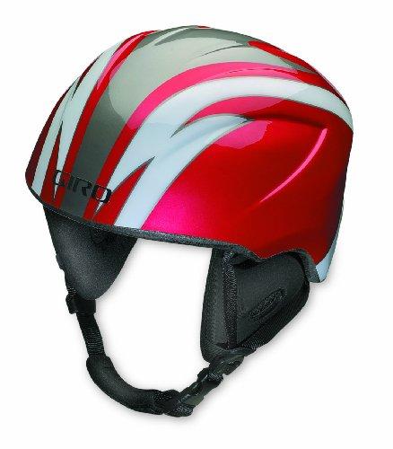 Snowboard-helm Rot Giro (Giro Kinder Fahrradhelm RICOCHET, Red Race, XS/S (49 - 52cm))