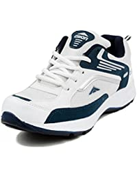 Asian Shoes FUTURE-01 White Nevy Blue Men's Shoe