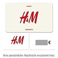 H&M Geschenkkarte - für Deutschland - per E-Mail
