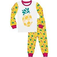 Harry Bear Girls Pyjamas Tropical Paradise Snuggle Fit
