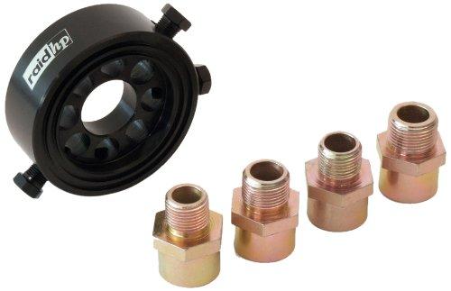 Preisvergleich Produktbild Raid HP 660448 Ölfilter Adapter Set, Öltemperatur, Öldruckgeber mit 4 Gewinden