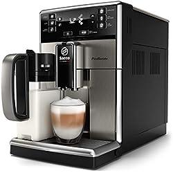 Saeco - Cafetera (Independiente, Máquina espresso, 1,8 L, Granos de café)