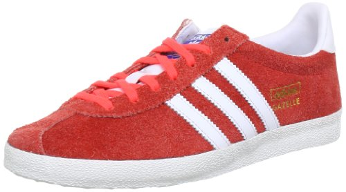 Uomo GOLD Q23176 Sneaker adidas FTW METALLIC Rosso RUNNING WHITE Gazelle Rot INFRARED Originals OG xqOAw1FHX