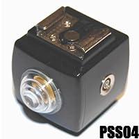 DynaSun PSS04 Slave Trigger Unit with Tripod Mount for Flashgun and Studio Flash Sync Socket - Black