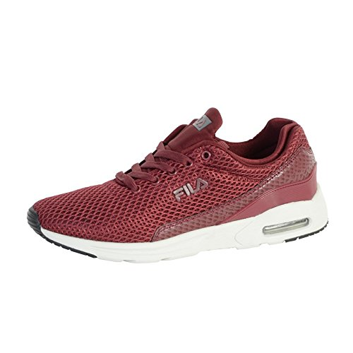 Basket Fila Marvel Low Tawny Port Rouge