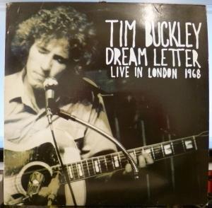 DREAM LETTER LP (VINYL ALBUM) UK DEMON 1990