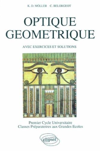 Optique géométrique avec exercices et solutions