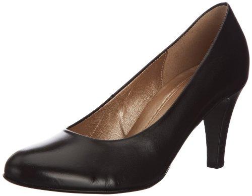 Gabor Shoes 95.210.37 Damen Pumps, Schwarz (schwarz (LFS rot)), 38 EU (5 Damen UK)