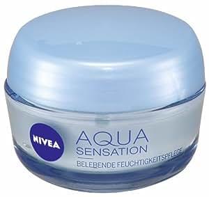 Nivea Visage Aqua Beauty Erfrischende Tagespflege, 50ml