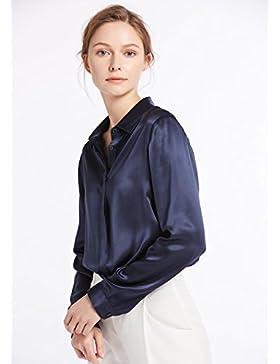 Lilysilk Camisa Mujer de 100% Se