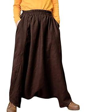 Nuevo!! Pantalones De Harem PantalóN Yoga Baggy Boho Casual Pantalones Gitanos Retro De Las Mujeres
