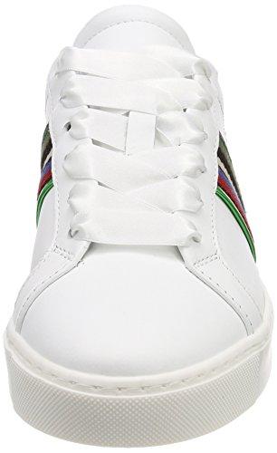 Maripé 61 Weiß Donna Sneaker 26210p Agnelotto Biancoluxor z7BpzR