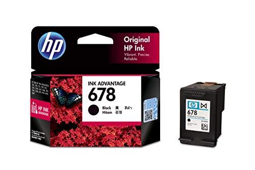HP 678 Black Ink Advantage Cartridge (CZ107AA)