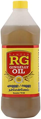 Ramesh Gingelly Oil, 1 Ltr