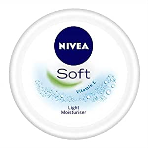 NIVEA Soft, Light Moisturising Cream, 200ml
