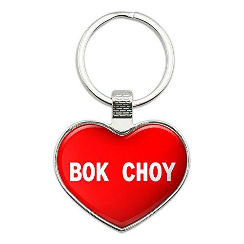 anneau-en-metal-porte-cles-porte-cles-i-love-alimentaire-a-b-bok-choy