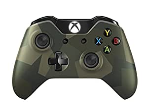 official xbox one wireless controller camouflage special edition pc video games. Black Bedroom Furniture Sets. Home Design Ideas
