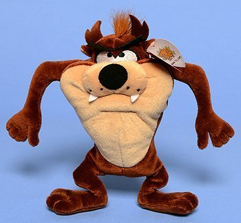 ty-beanie-baby-taz-the-tazmanian-devil-walgreens-exclusive-8-inch-by-ty