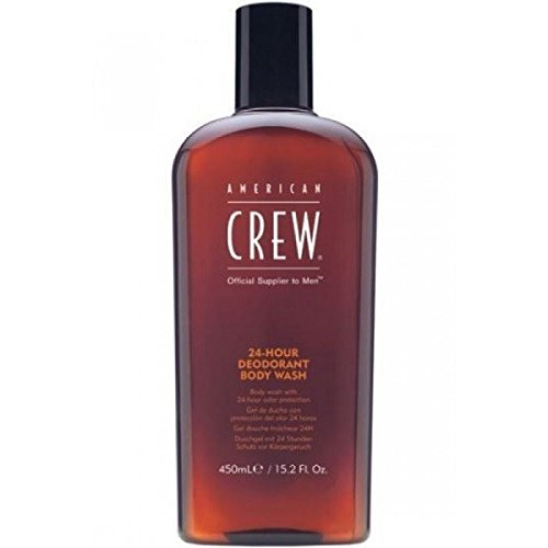 American Crew Men's 24 Hour Deodorant Bodywash, 15.2 Ounce by American Crew