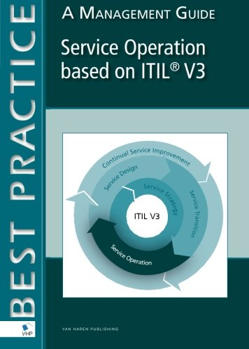 Service Operation Based on ITIL V3: A Management Guide (Best practice) por Inform IT