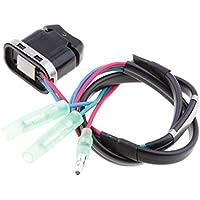 Sharplace 4pcs Interruptor TRIM TILT Motocicleta Accesorio Inclinación de Ajuste Reemplazo