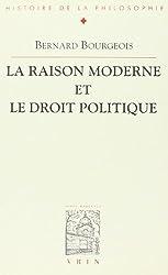 La Raison moderne et le droit politique