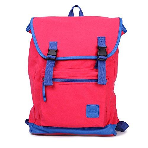 Zaino Di Moda Coreana/Laptop Bag Di Studente/Borsa Da Viaggio-A B
