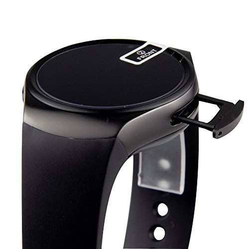 KW18 Bluetooth Smart Watch With Touch Screen And Heart Rate Monitor Play Music Smart Health Watch Support SIM TFSD Card For IPhones Samsung Huawei Gear S2 Android Multi Languages
