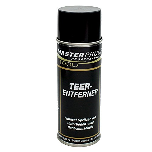 Teerentferner Hohlraumschutz Spray Schutz 400ml