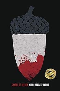 Sangre de bellota par Nacho Herranz Farelo